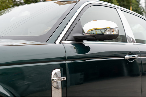 捷豹车身亮条电镀立标车内饰翻新改色